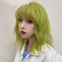 Long Roll Fashion Pop Lolita Wigs