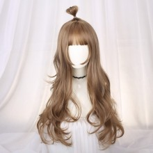 Long Wave Cute Cosplay Wigs 3 Colors