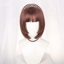 Short Bob Cute Vitality Natural Wigs 2 Colors