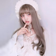 Long Straight Sweet Cute Lolita Wigs 2 Colors