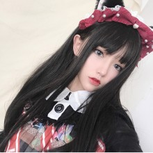 Long Straight Fashion Sweet Lolita Wig 2 Colors